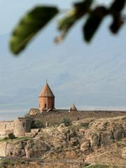 Célébration de Pâque en Arménie