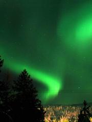Nouvel an en Laponie chez l'habitant